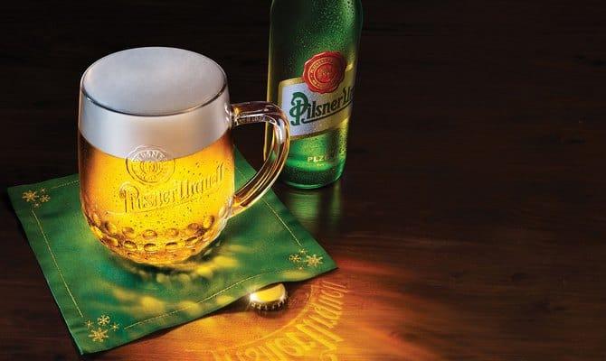 Как пить Пилзнер Урквел и хранить его в домашних условиях