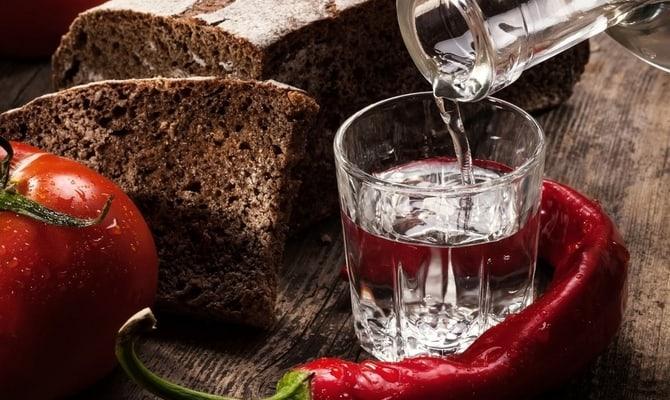 водка с перцем польза и вред