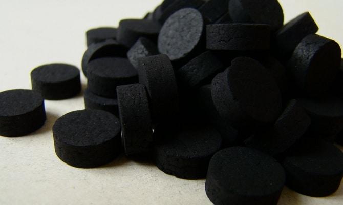 Адсорбционные свойства активированного угля
