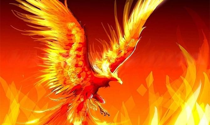 Почему символом является птица феникс?