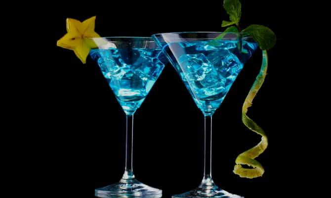 Применение водки «Царский феникс» для изготовления коктейлей