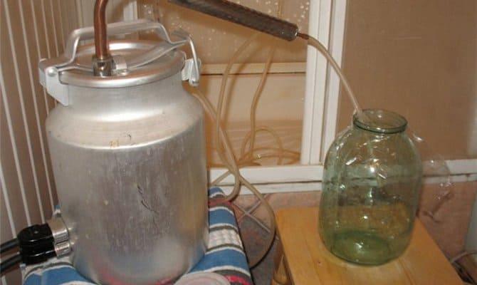 Технология производства водки дома