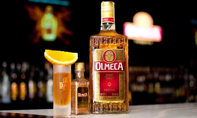Как пить текилу Ольмека?