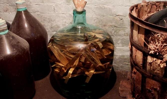 Рецепт виски с черносливом