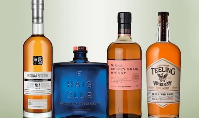 Виды шотландского виски - скотч