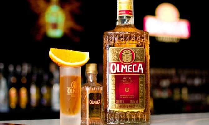 Немного о текиле Olmeca