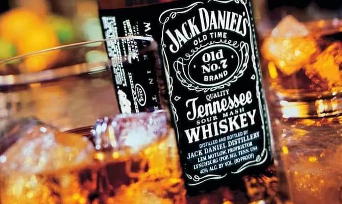 История Jack Daniels