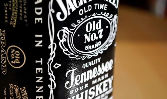 Jack Daniels Old № 7