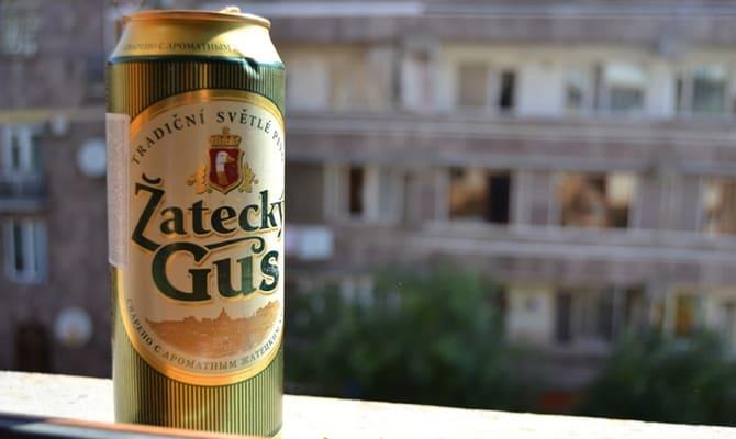 Виды чешского пива в России