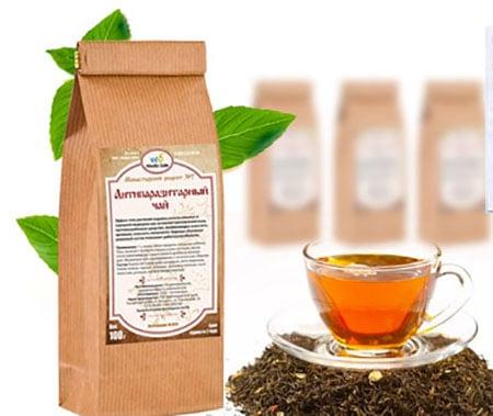 Монастырский антипаразитарный чай как средство от похмелья?