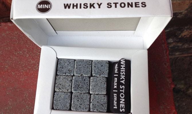 Как пользоваться камнями для виски?