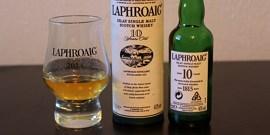 Виски Laphroaig 10