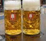 Немецкое пиво «Шпатен»