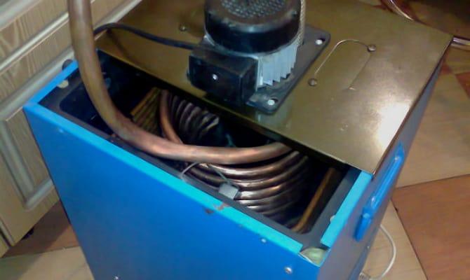Способы крепления металлической трубки к аппарату