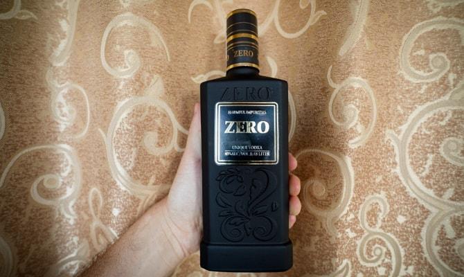 Происхождение марки водка «Zero» и идеи данного названия