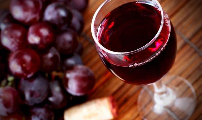 Вино для похудения