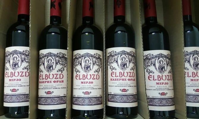 Лучшее географическое вино
