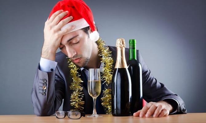 Алкоголь – средство для расслабления или причина головной боли?