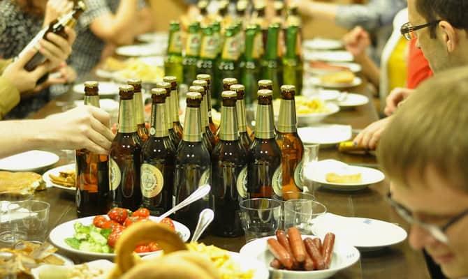 Пиво – безобидная привычка или вредное пристрастие?