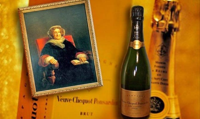 Как начиналась история французского шампанского Клико?