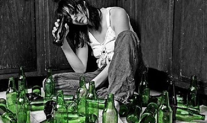 Почему так тяжело расстаться с бутылкой?